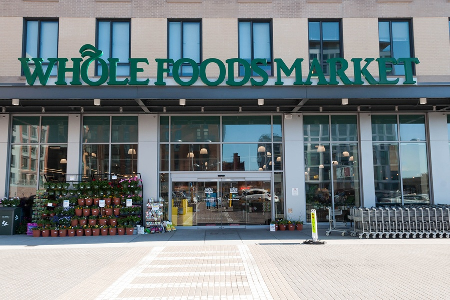 A Whole Food store