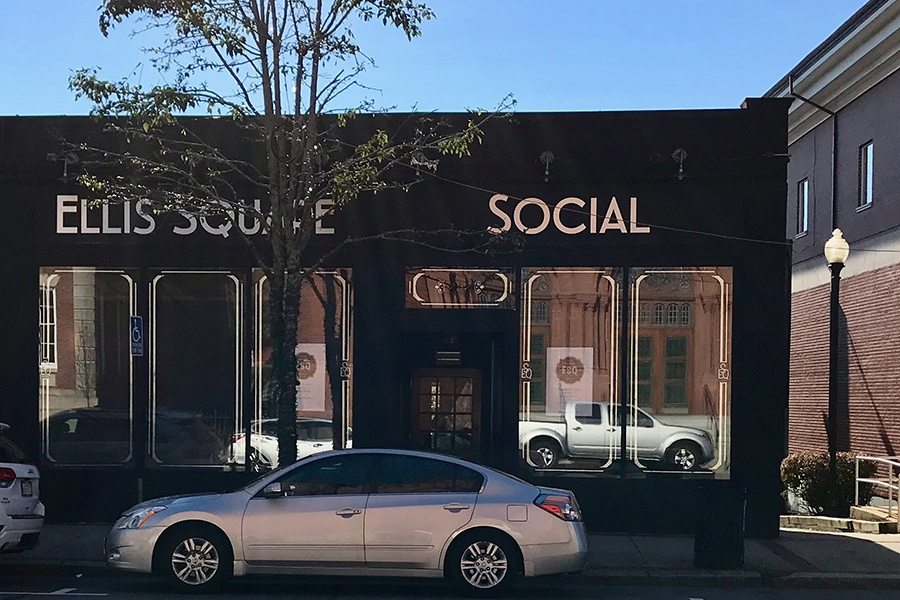 Ellis Square Social is opening in August in downtown Beverly