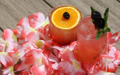 It's tiki time at the Kimpton Hotel Marlowe, with the Sandbar pop-up this summer.