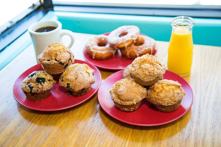 Chef Robyn McGrath will continue the CSC tradition of house-made doughnuts at the new Little Dipper diner