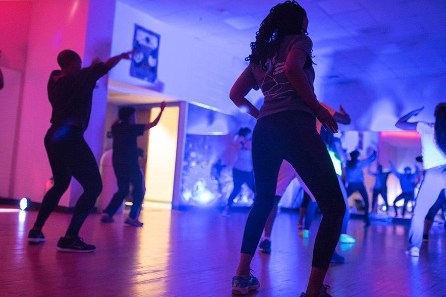Afrobeat Fitness Roxbury