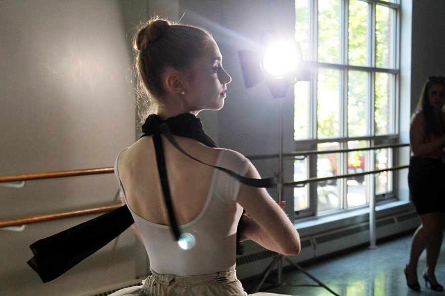 Boston Ballet MFA Collaboration Video