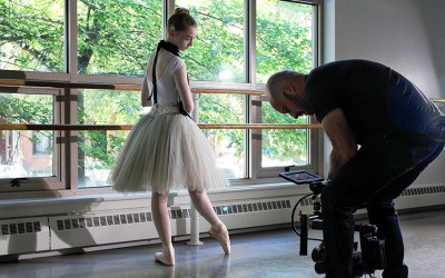 Boston Ballet MFA Collaboration Video