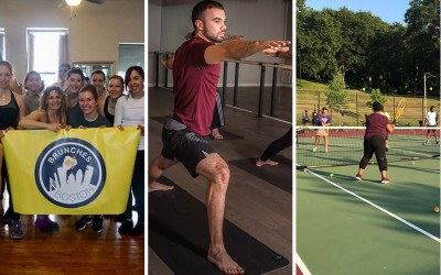 Brunches in Boston, Studio U, Franklin Park Tennis Association