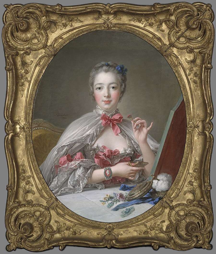 MFA Casanova's Europe Marquise de Pompadour