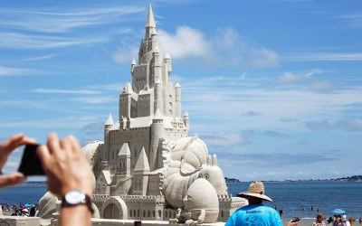 15th Annual Revere Beach International Sand Sculpting Festival