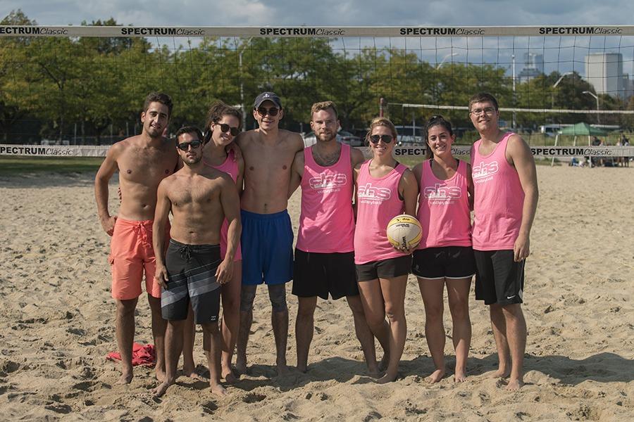 Social Boston Sports Carson Beach Volleyball Tournament