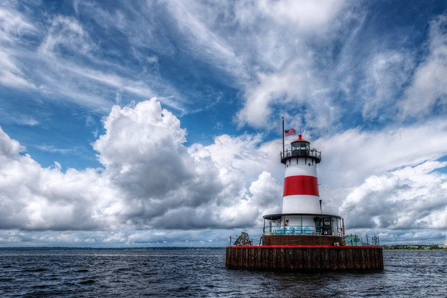 Admirable Six New England Lighthouses You Can Stay The Night In Download Free Architecture Designs Scobabritishbridgeorg