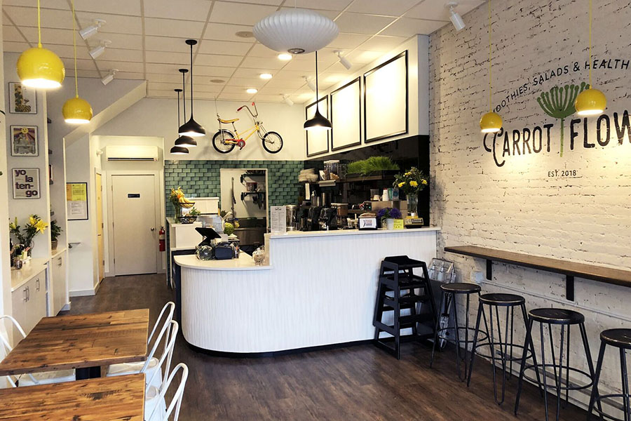 Carrot Flower opens Tuesday in Jamaica Plain