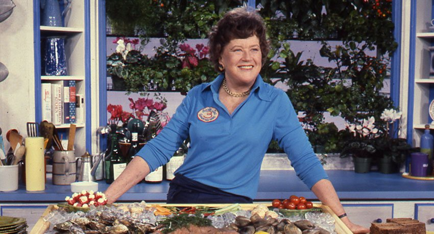 Let the Spirit of Julia Child Guide You in This Monthly Cooking Challenge