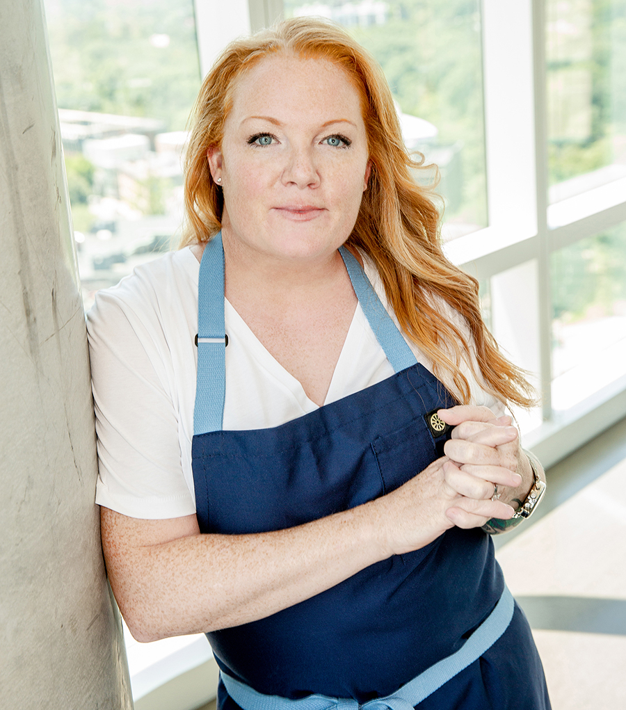 Chef Tiffani Faison of Fool's Errand