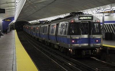 Blue Line MBTA