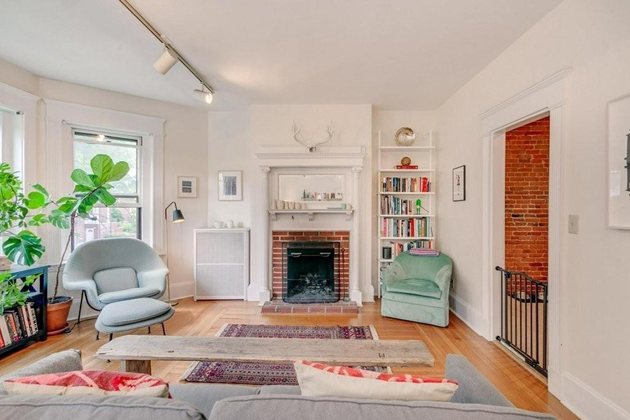 On The Market An Airy Condo In Brookline Boston Magazine