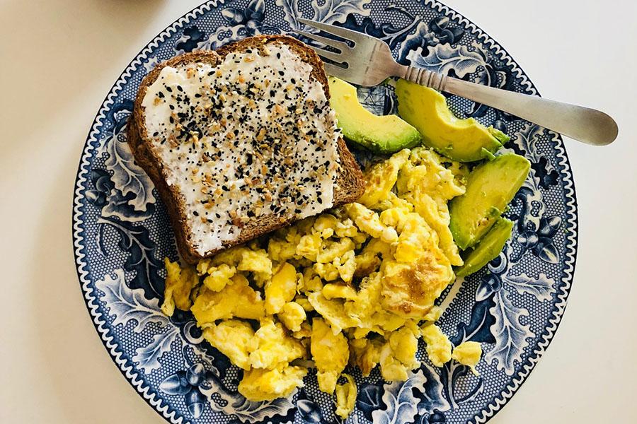 Btone fitness breakfast