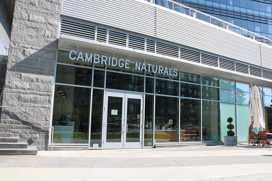 Cambridge Naturals exterior