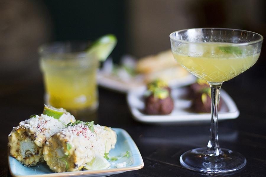 Casa cana cocktails small plates