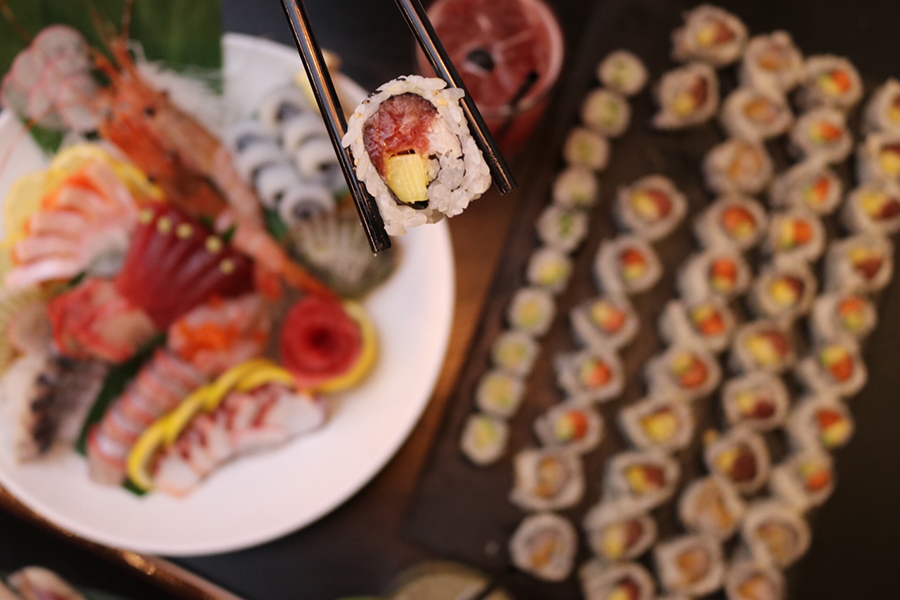 The 15 Best Sushi Restaurants In Boston Right Now