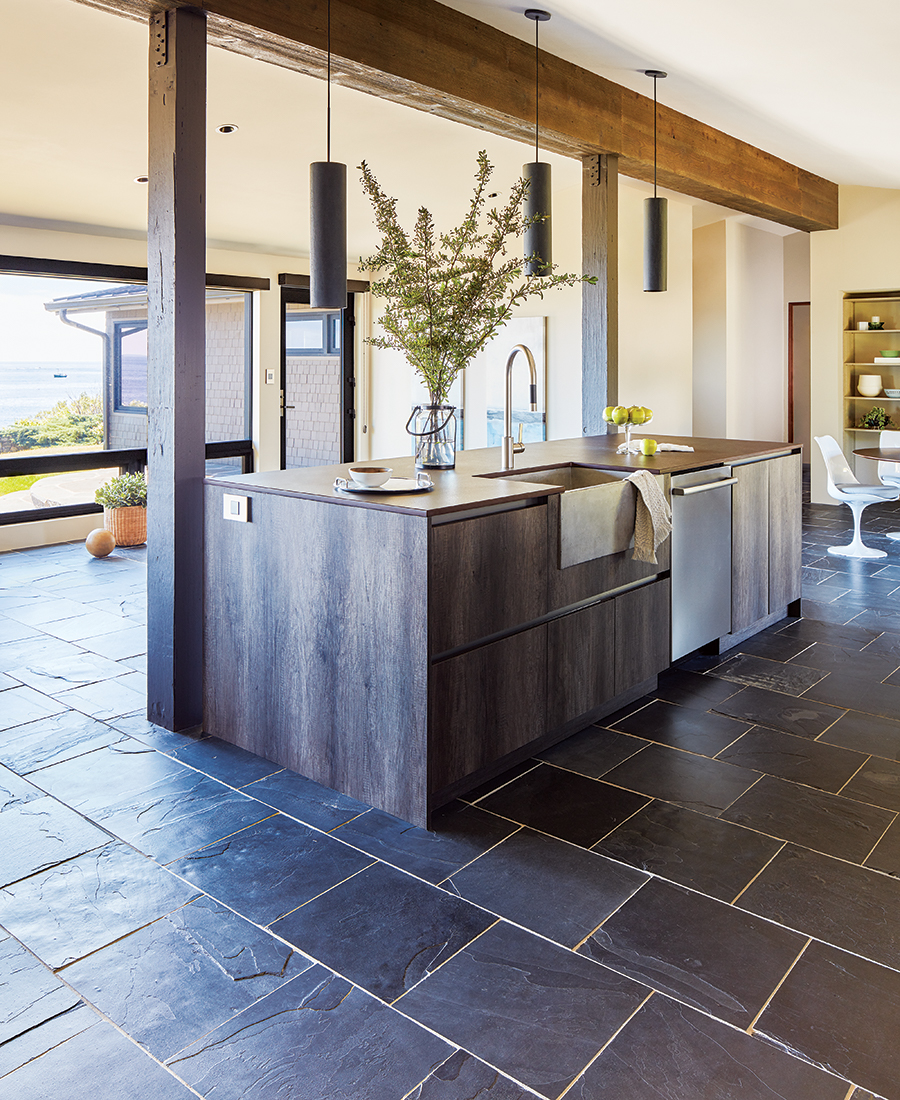 Magnificent A Seaside Kitchen In Gloucester Download Free Architecture Designs Embacsunscenecom