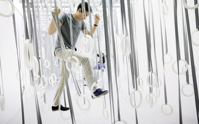 "William Forsythe ""The Fact of Matter"" ICA Boston October 2018"