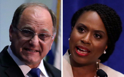 Mike capuano ayanna pressley