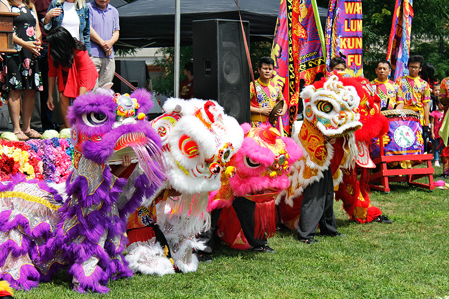 31st Annual Quincy August Moon Festival