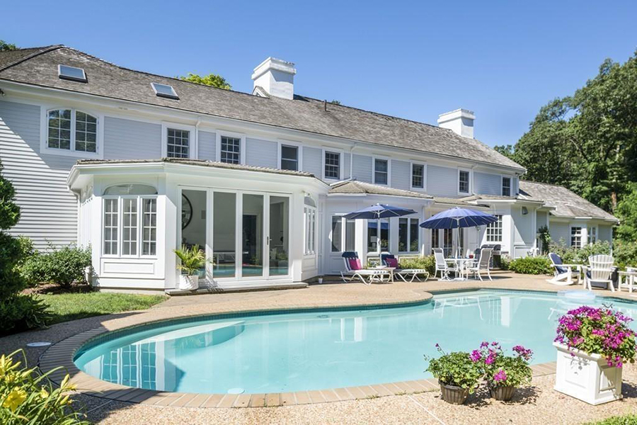 Nine Homes for Sale with Swimming Pools in Greater Boston