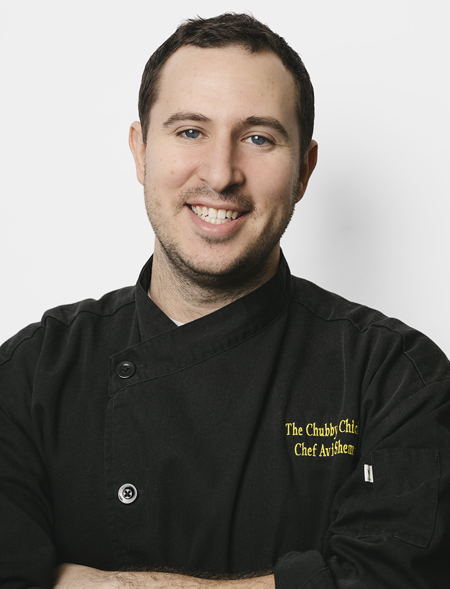 Chef Avi Shemtov
