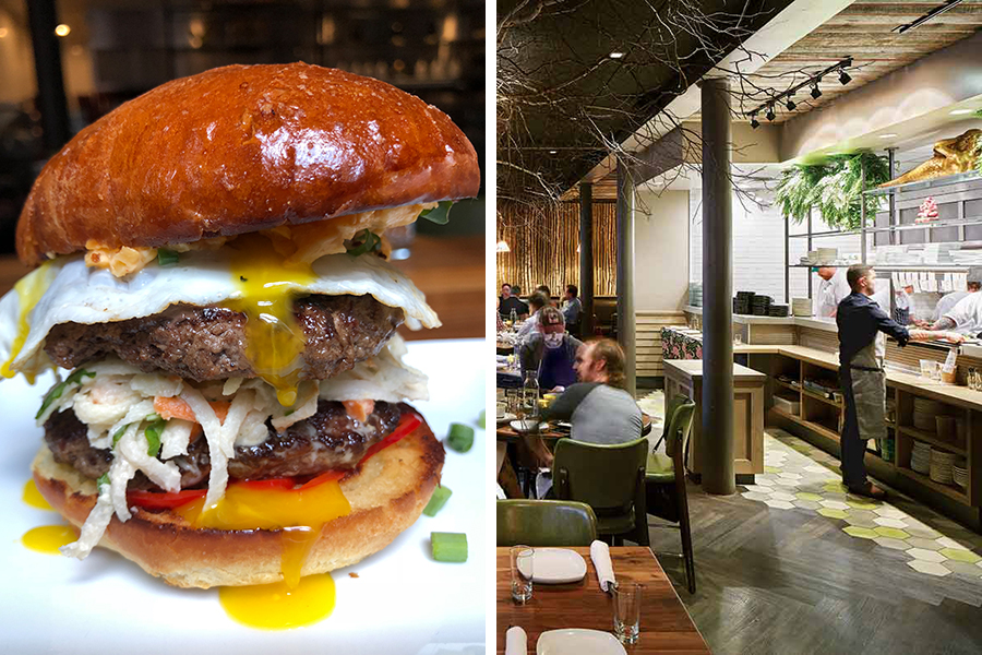 Banyan Bar + Refuge has a new hype-fueled burger for Boston