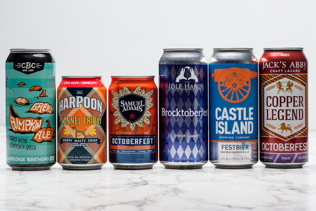 Six best fall beers from Massachusetts breweries