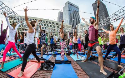 Boston Social Fitness Festival