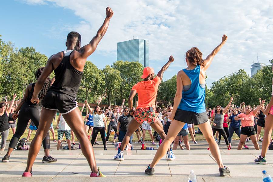 Boston Social Fitness Festival