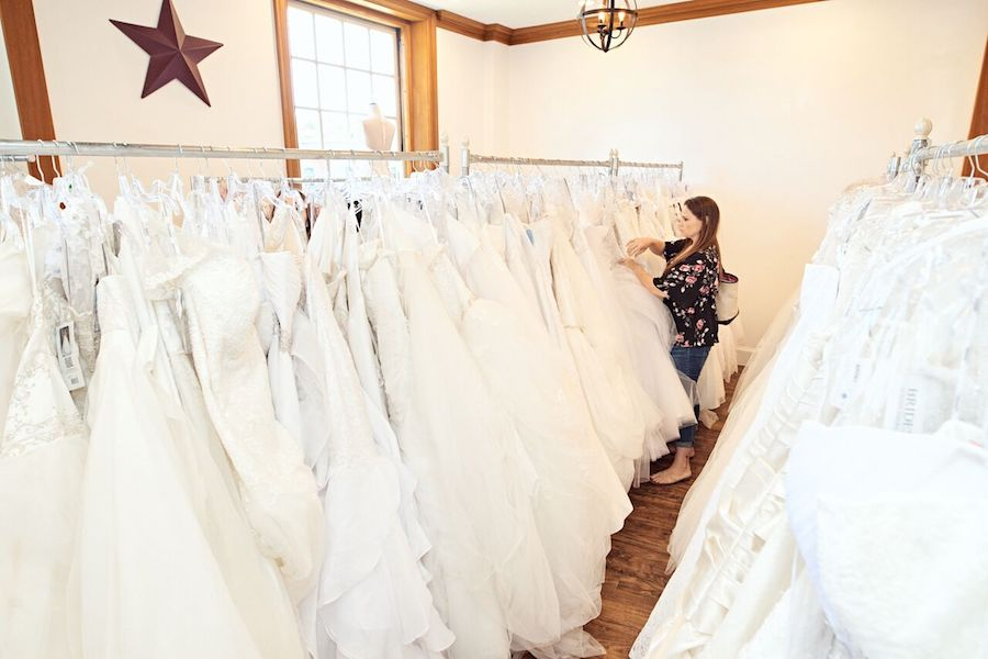 Brides Across America Opened a New Charity Shop in Andover