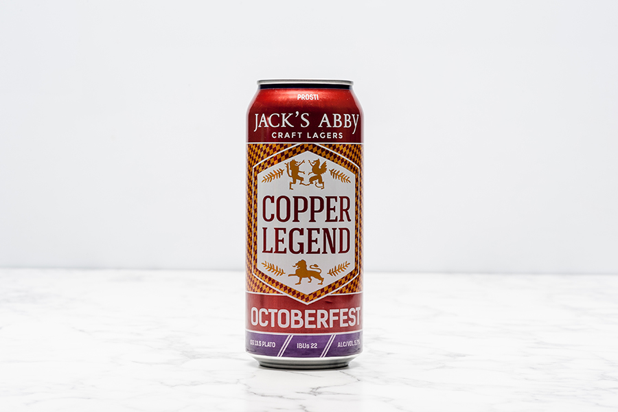 Jack's Abby Copper Legend can