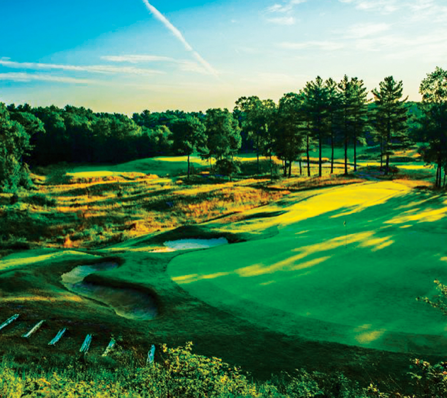 The In Crowd: Inside Boston's Elite Country Clubs
