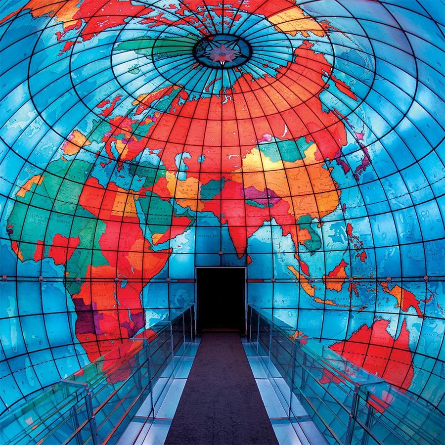 free museum day mapparium