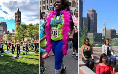 healthy things to do in Boston