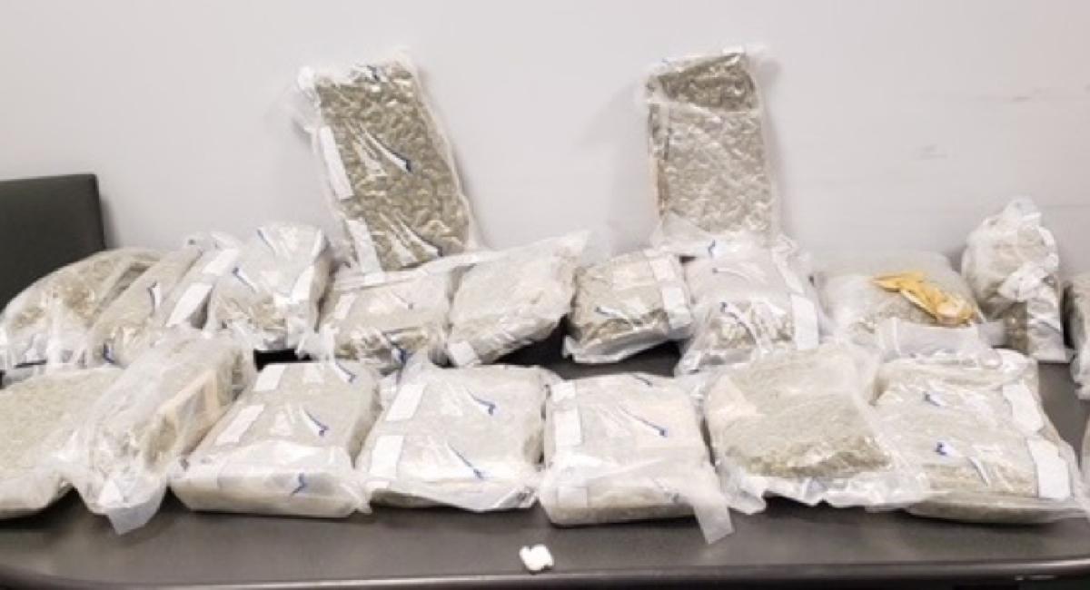 Boston Radio Stations >> Someone Sent A 30 Pound Box Of Marijuana To A Boston Radio Station