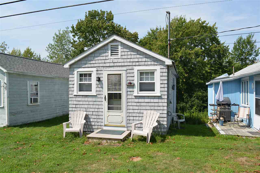On The Market An 82000 Tiny House Near Hampton Beach