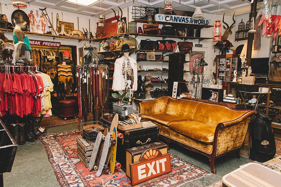 The Best Costume Shops in Boston? These Vintage Clothing Stores