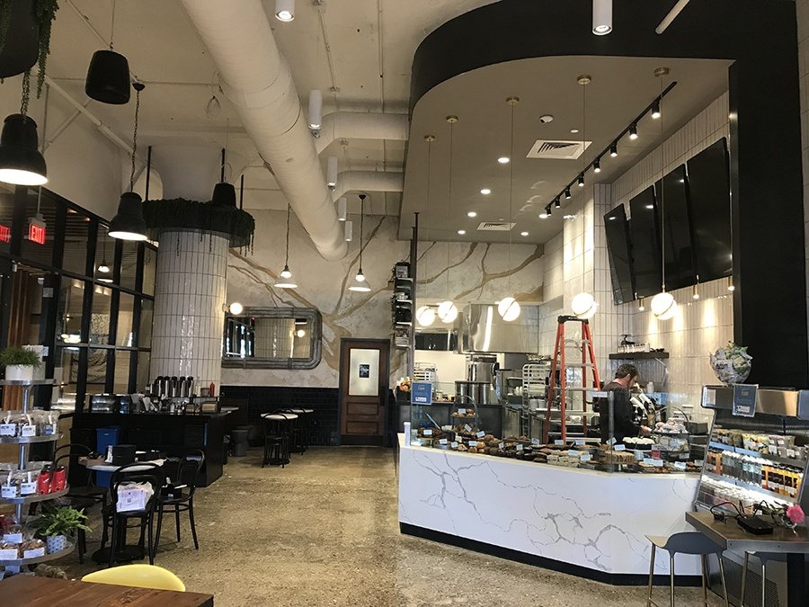 Flour Bakery Caf 233 Is Now Open In The Boston Seaport District