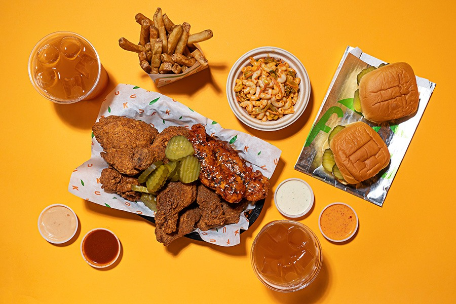 The B.F.C., a dine-in-only Boston menu exclusive