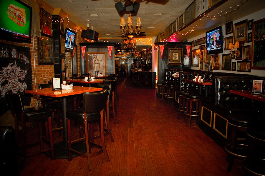 McGreevy's Boston bar
