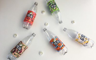 Polar Seltzer's limited-edition winter 2018 flavors