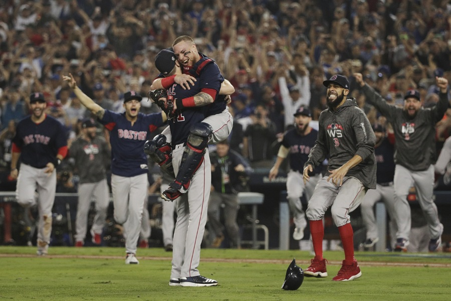 red sox world series champions