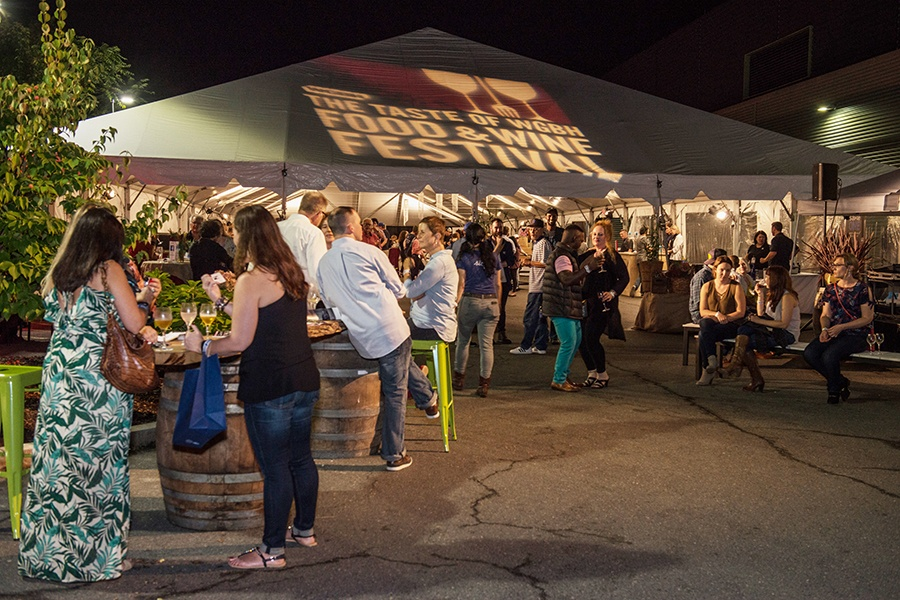 The WGBH Wine and Food Festival returns in October