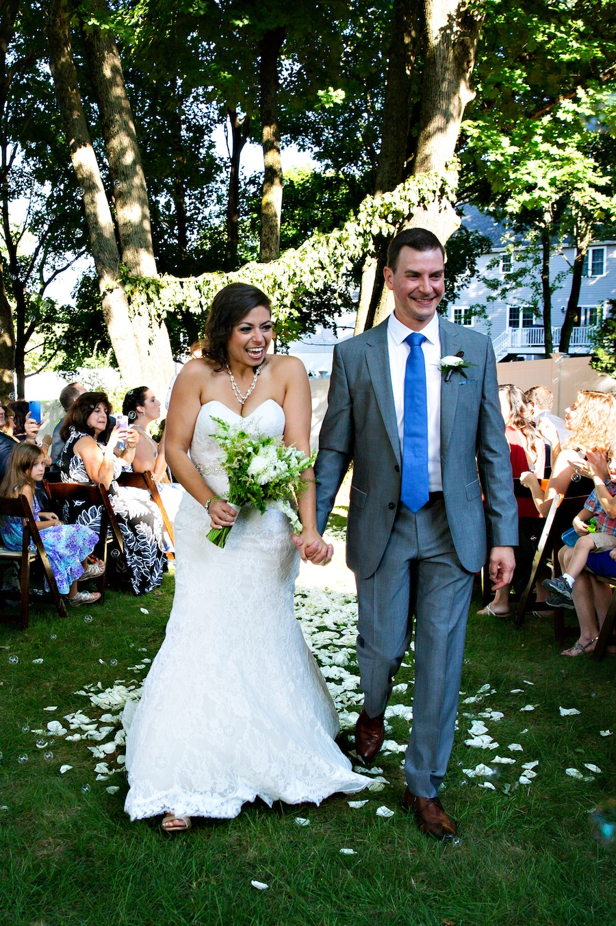 Dress For Backyard Wedding backyard-wedding-dress - boston magazine