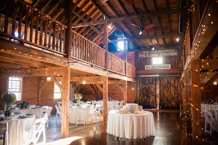 Five Charming New England Barn Venues for a Rustic-Chic ...