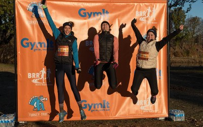 Boston-area turkey trots