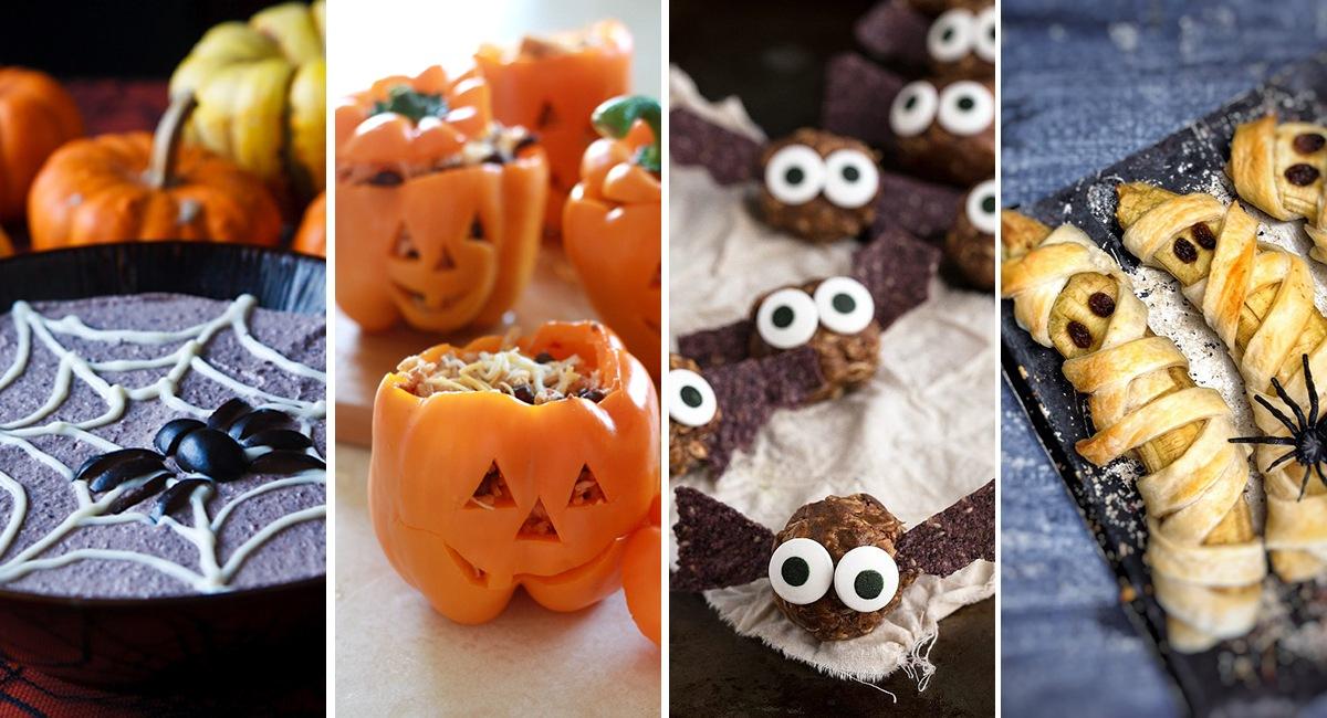 10 Healthy Halloween Recipes