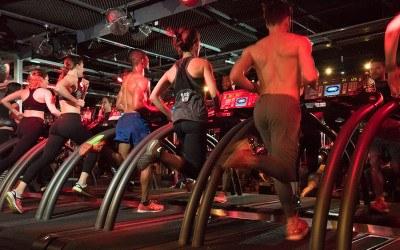 indoor running classes